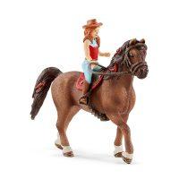 Schleich Horse Club Hannah & Cayenne – Schleich Horse Club