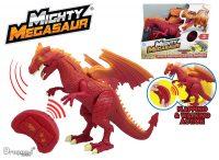 Mighty Megasaur Kävelevä Lohikäärme 26 cm – Mighty Megasaur
