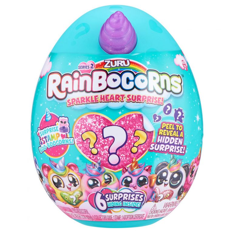 Rainbocorns pikkupehmo – Rainbocorns