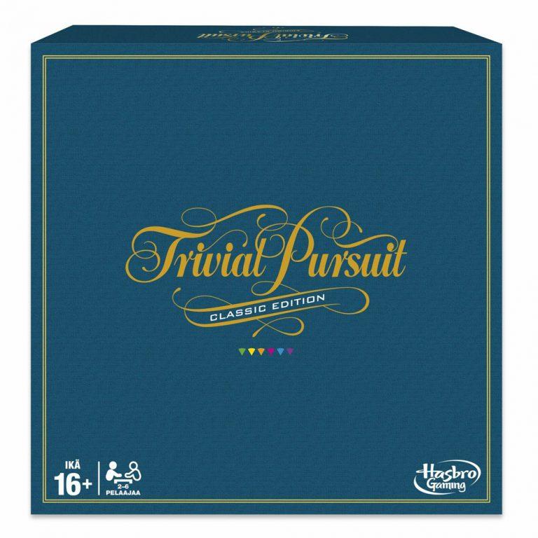 Trivial Pursuit Classic Edition – Hasbro Games
