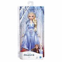 Elsa-nukke 30 cm – Disney Frozen II