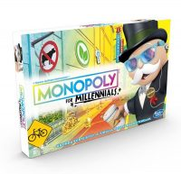 Monopoly for Millenials lautapeli – Hasbro