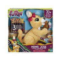 Mama Josie -kenguru ja poikaset – Fur Real