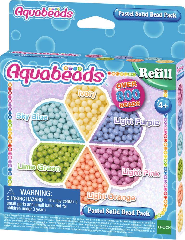 Pastellihelmet – Aquabeads