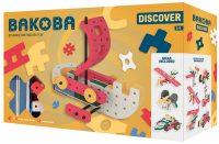 BAKOBA – Discover, 38 osaa – BAKOBA