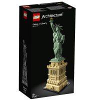 Vapaudenpatsas – LEGO Architecture