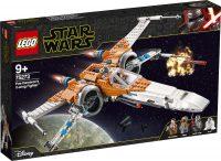 Poe Dameronin X-siipinen hävittäjä™ – LEGO Star Wars