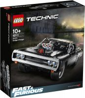Dom's Dodge Charger – LEGO Technic