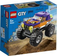 Monsteriauto – LEGO City