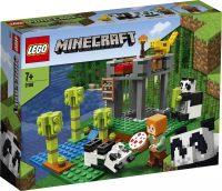 Pandahoitola – Minecraft