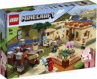 Illagerien hyökkäys – Minecraft