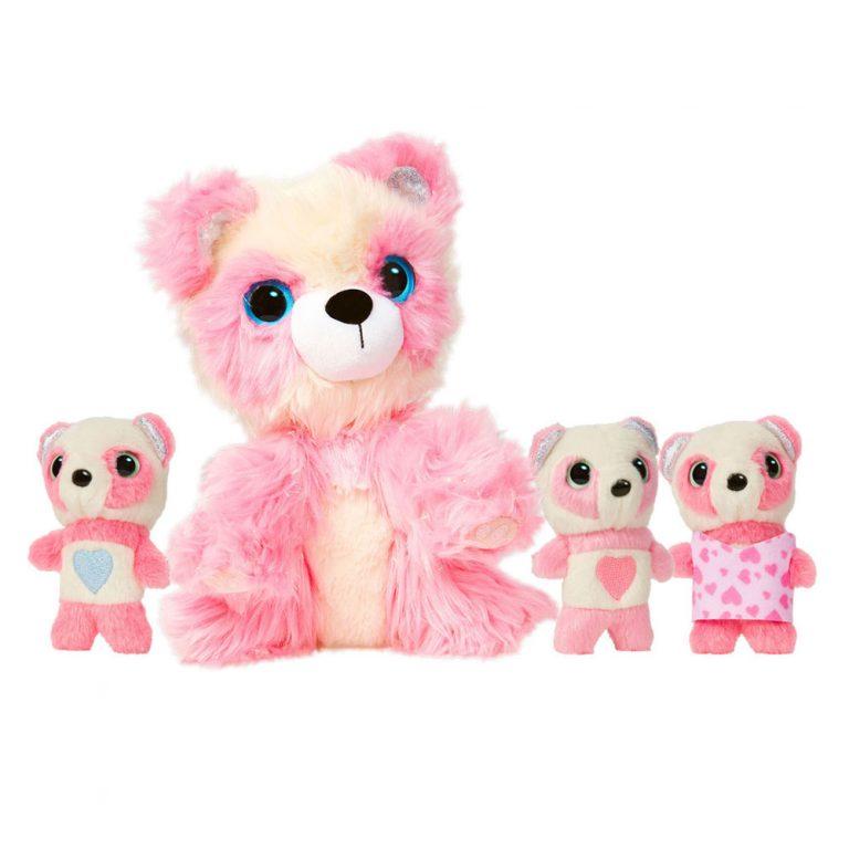 Scruff-a-Luvs Pandaperhe – Scruff-a-Luvs