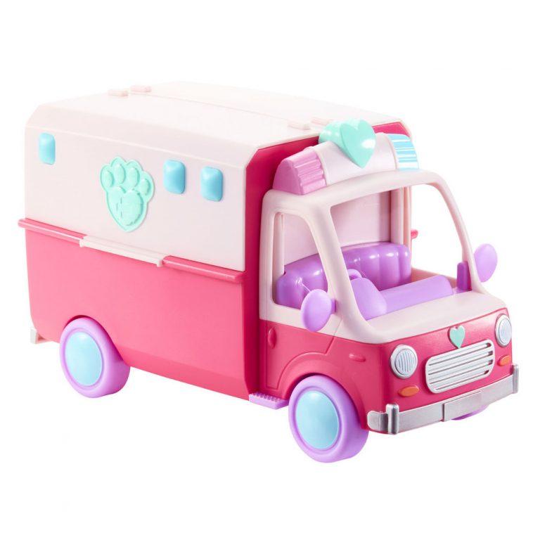 Scruff Surprise Ambulanssi – Scruff-a-Luvs