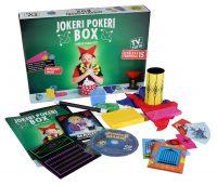 Jokeri Pokeri Box junior taikasetti – Jokeri Pokeri Box