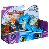 Dragons Lohikäärmeratsastajat – Lohikäärme ja Viikinki – Dragons