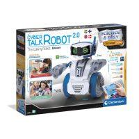 Cyber Talk Robotti – Clementoni