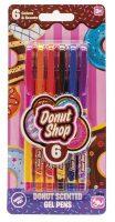 Donut Shop 6 Scented Gel Pens – Donut Shop