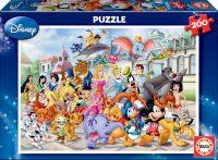 Disney paraati, 200 palaa – Educa