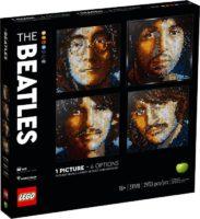 The Beatles – LEGO ART
