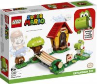 Marion talo ja Yoshi -laajennussarja – LEGO Super Mario™