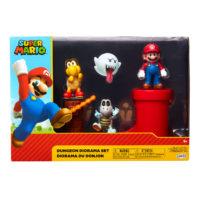 Nintendo, Super Mario Dungeon Diorama set – Nintendo, Super Mario