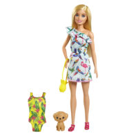 Barbie The Lost Birthday Sisters and Pet – Barbie