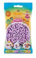 Hama Midi helmipussi 1 000, pastelli, lila – Hama