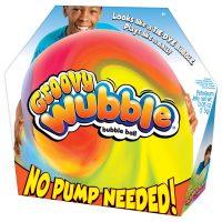 Groovy Wubble – Wubble Bubble