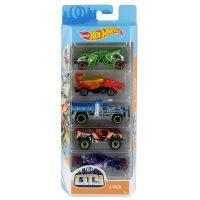 Hot Wheels® Basic Car 5-Pack – Hot Wheels