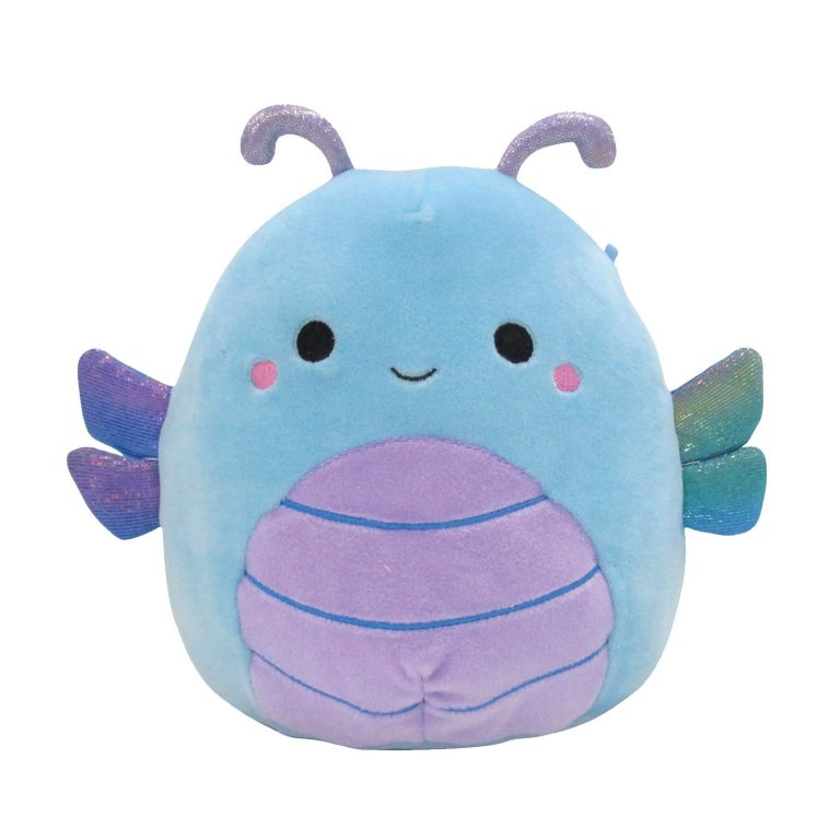 Squishmallows 30 cm P5 Heather the Dragonfly – Squishmallows