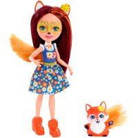Enchantimals Doll & Animal Friend – Enchantimals