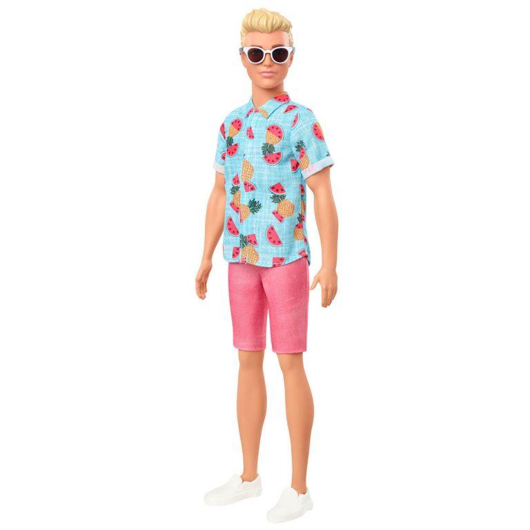 Ken® Fashionistas® Doll – Barbie