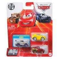 Cars Mini Racers 3-Pack – Disney Cars
