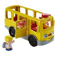 Fisher-Price®Little People® Sit With Me School Bus – Fisher-Price
