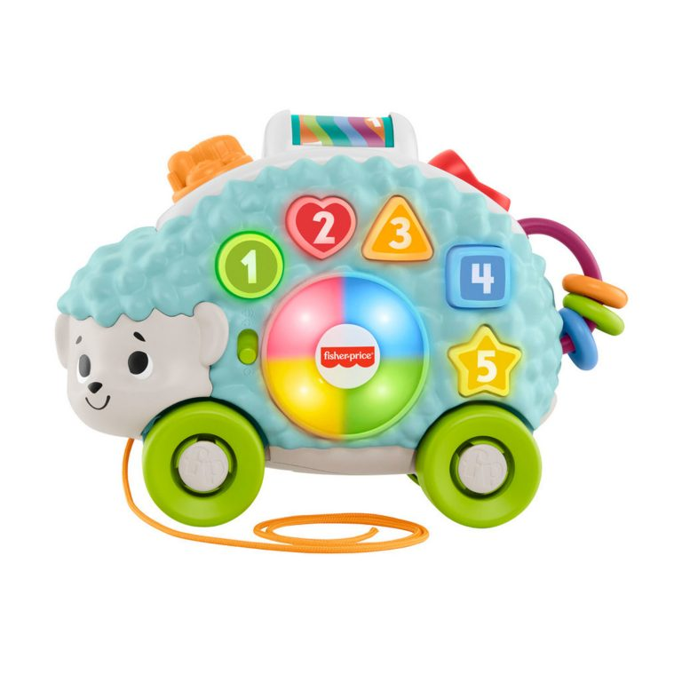 Fisher-Price®Linkimals™ Happy Shapes Hedgehog™ – Fisher-Price