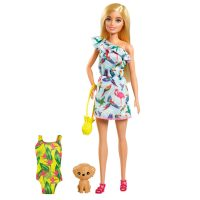 Barbie® and Chelsea™ The Lost Birthday™ Doll and Accessories – Barbie