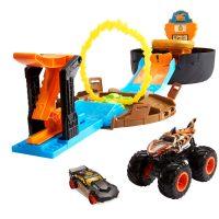 Hot Wheels Monster Trucks Stunt Tire Playset – Hot Wheels