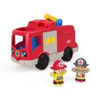 Fisher-Price® Little People® Helping Others Fire Truck – Fisher-Price