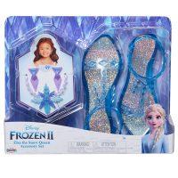 Frozen 2, Elsan kengät ja korut – Disney