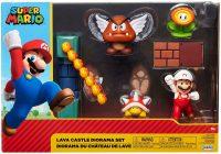 Super Mario leikkisetti laava linna – Nintendo Super Mario