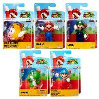 Super Mario Figuuri 6,5 cm, lajitelma – Nintendo Super Mario