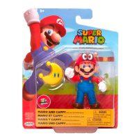 Super Mario Figuuri 10 cm lajitelma – Nintendo Super Mario