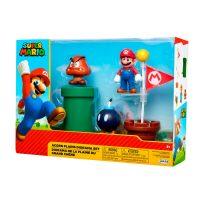 Super Mario Leikkisetti Maalissa – Nintendo Super Mario