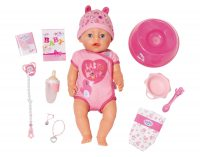 BABY born® Soft Touch Girl Blue Eyes – BABY born®