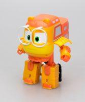 GENIE Transforming Robot – Silverlit