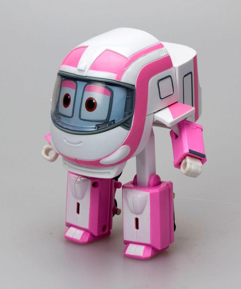 MAXIE Transforming Robot – Silverlit