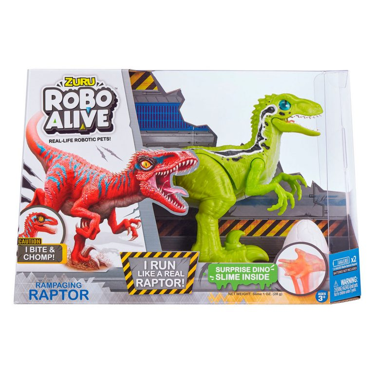 Robo Alive raptori – Robo Alive