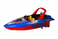 Nikko Race Boats 30 cm Octo Blue #39 – Nikko
