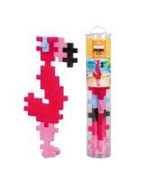 Plus-Plus BIG 15 kpl tuubi Flamingo – Plus-Plus BIG