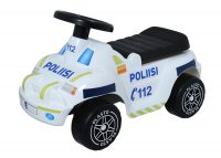 Plasto poliisiauto – Plasto